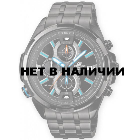 Мужские наручные часы Casio EFR-536BK-1A2 (Edifice)