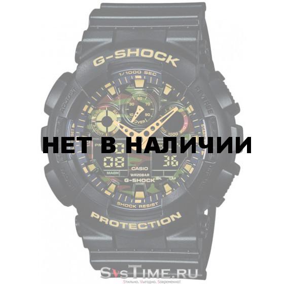 Мужские наручные часы Casio GA-100CF-1A9 (G-Shock)