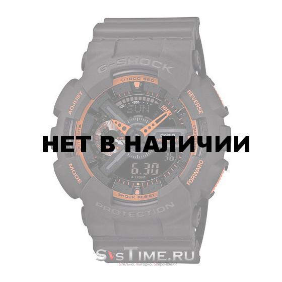 Мужские наручные часы Casio GA-110TS-1A4 (G-Shock)