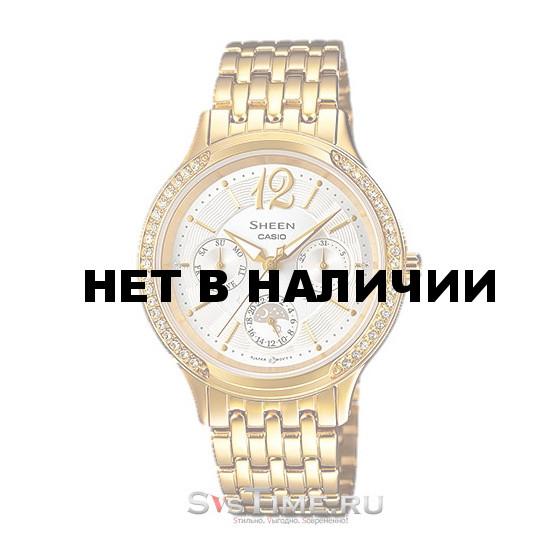 Женские наручные часы Casio SHE-3030GD-7A