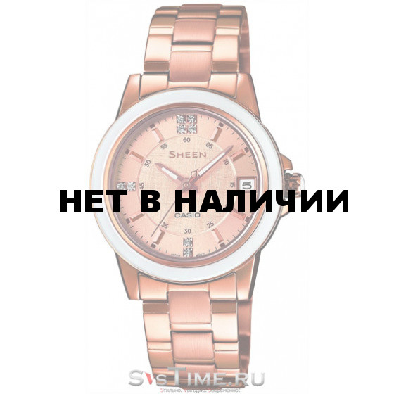 Часы Casio SHE-4512PG-9A