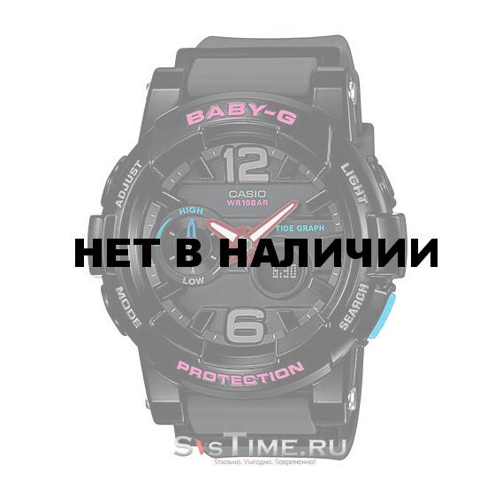 Часы Casio BGA-180-1B (Baby-G)