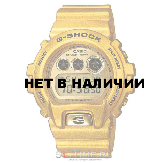 Часы Casio DW-6900GD-9E (G-Shock)