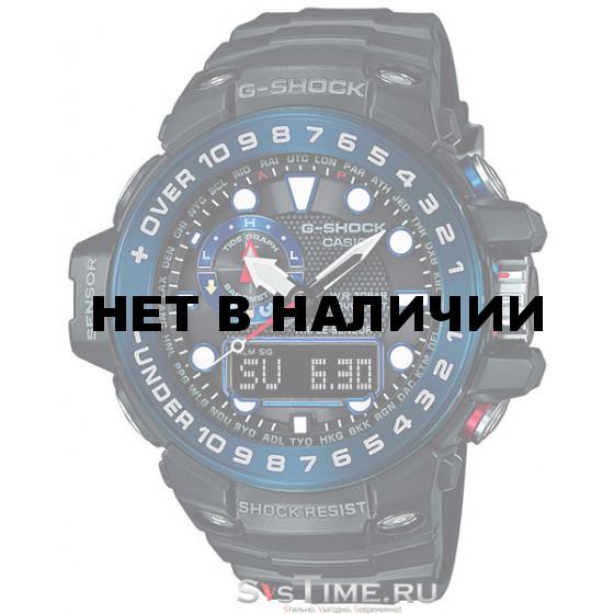 Мужские наручные часы Casio GWN-1000B-1B (G-Shock)