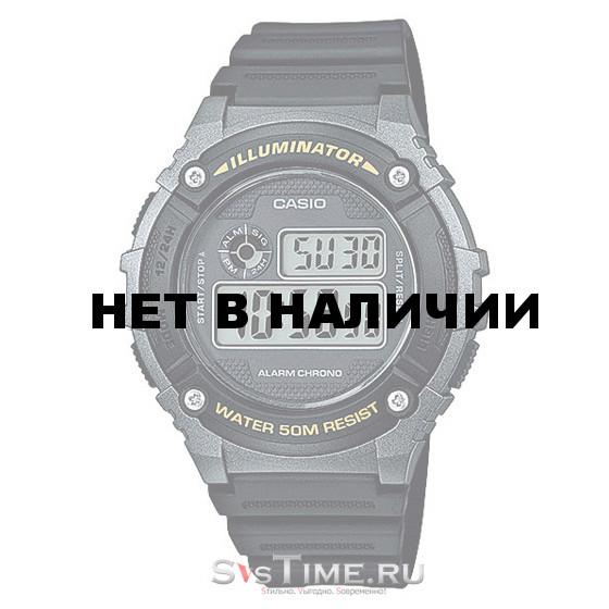 Часы наручные Casio W-216H-1B