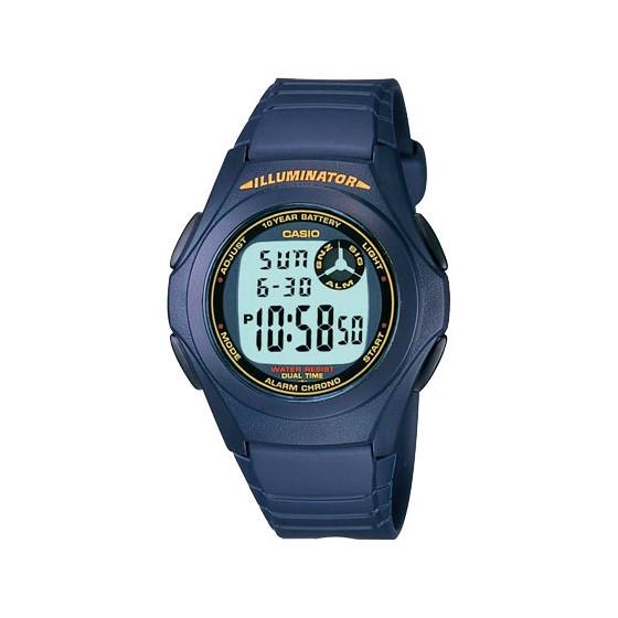Мужские наручные часы Casio F-200W-2B
