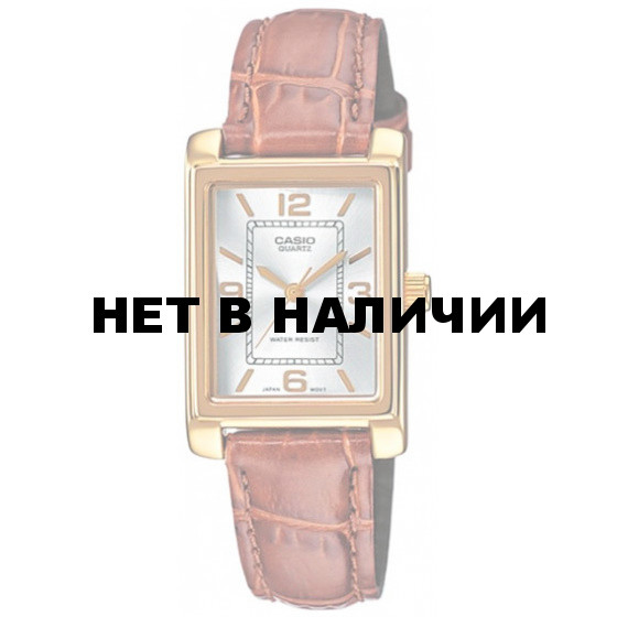 Женские наручные часы Casio LTP-1234PGL-7A