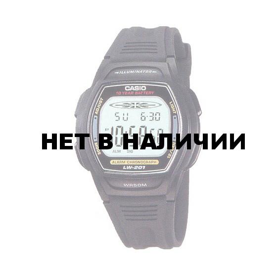 Часы Casio LW-201-1A