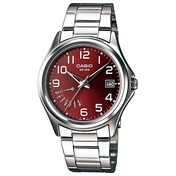 Мужские наручные часы Casio MTP-1369D-4B