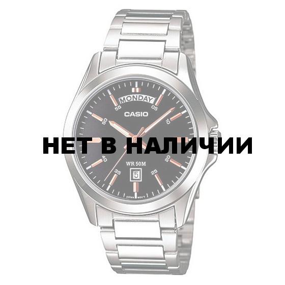 Мужские наручные часы Casio MTP-1370D-1A2