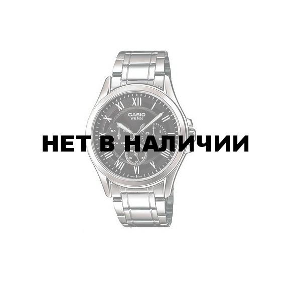 Мужские наручные часы Casio MTP-E301D-1B