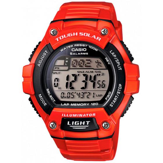 Часы Casio W-S220C-4A