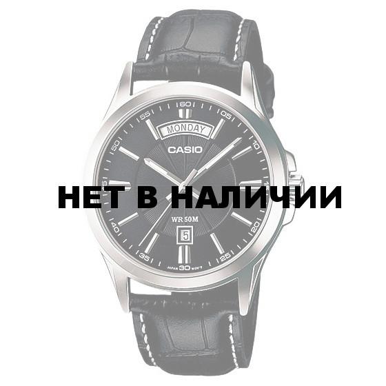 Мужские наручные часы Casio MTP-1381L-1A