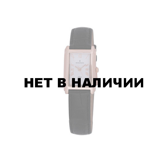 Наручные часы Romanson TL 0110S LR(WH)