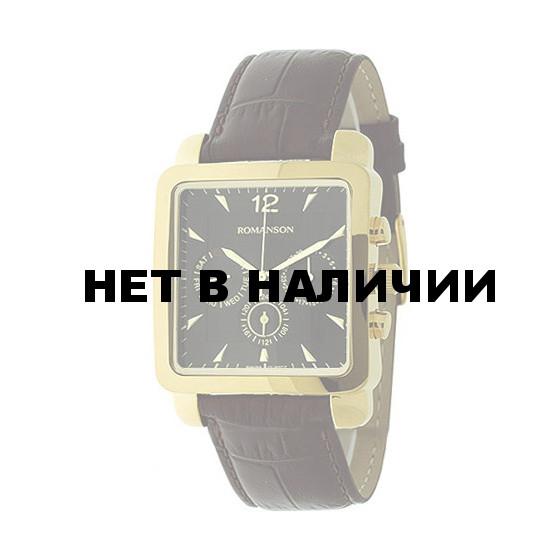 Мужские наручные часы Romanson TL 9244 MG(BK)
