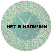 Часы настенные Glass Deco R-M6