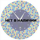 Часы настенные Glass Deco R-M8