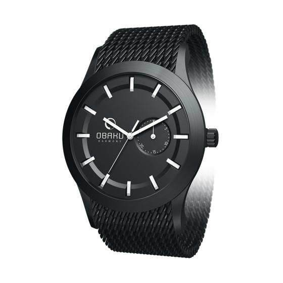 Наручные часы мужские Obaku V124GBBMB