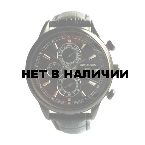 Наручные часы Romanson TL 1245B MB(BK)
