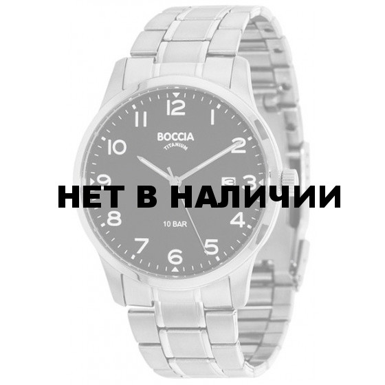 Мужские наручные часы Boccia 3596-01