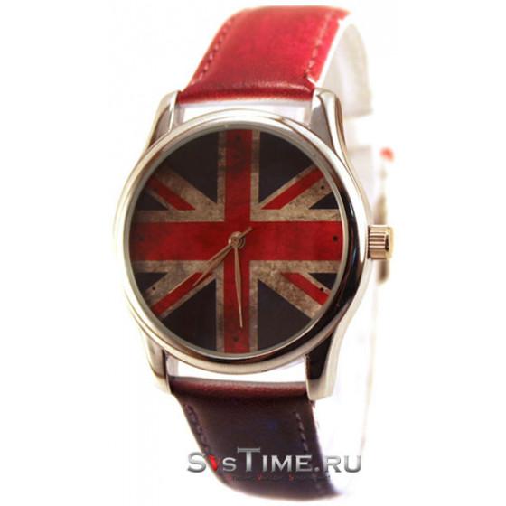 Наручные часы женские Shot Style Британский флаг