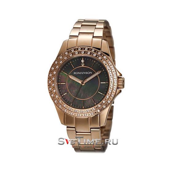 Наручные часы Romanson RM 1209Q LR(BK)