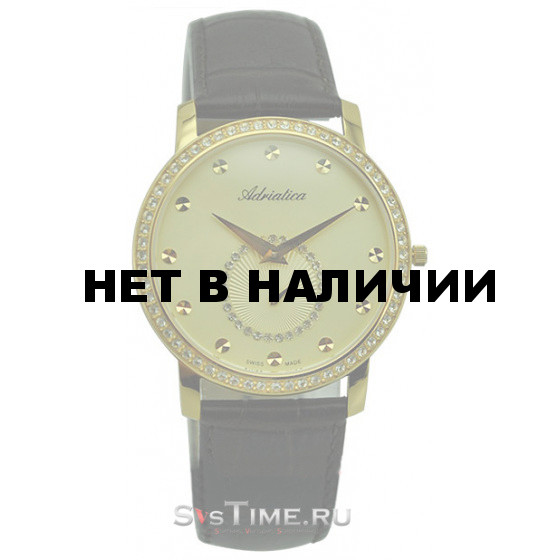 Женские наручные часы Adriatica A1262.1241QZ