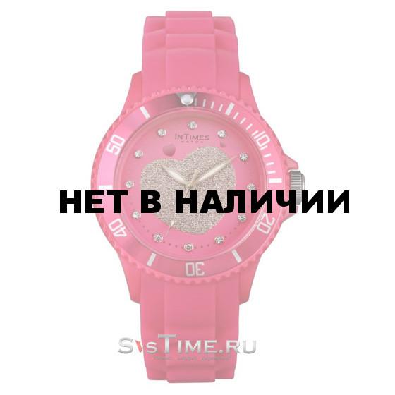 Наручные женские часы InTimes IT-043 Pink
