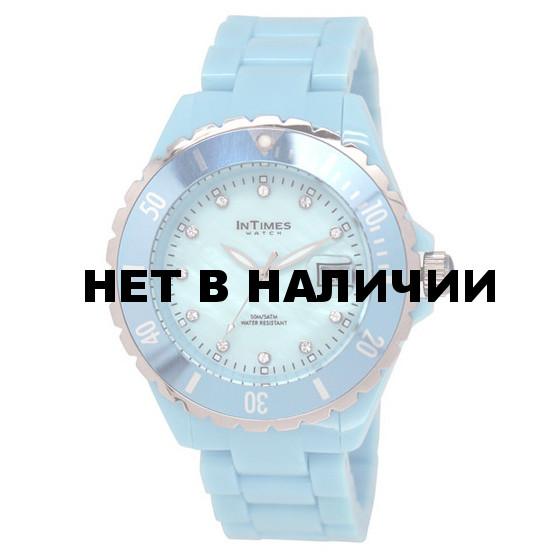 Часы InTimes IT-063 Blue