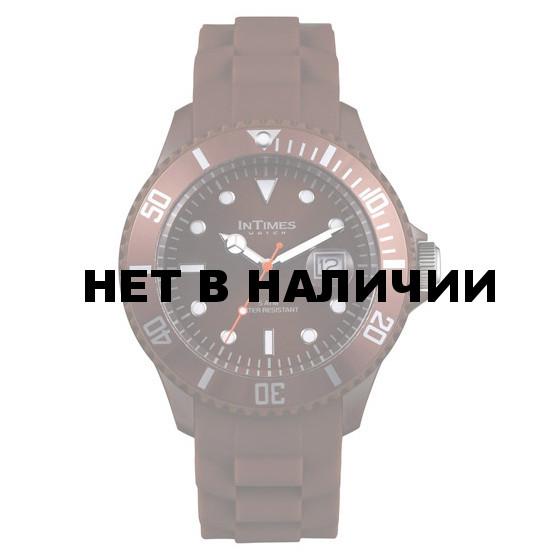 Часы InTimes IT-057 Dark Brown