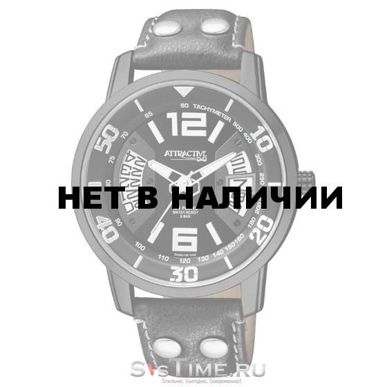 Мужские наручные часы Q&Q DA68-505