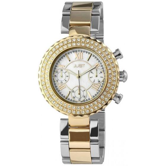 Наручные часы женские Just 48-S0803SL-GD