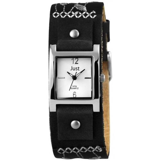 Наручные часы женские Just 48-S10626-WH-BK