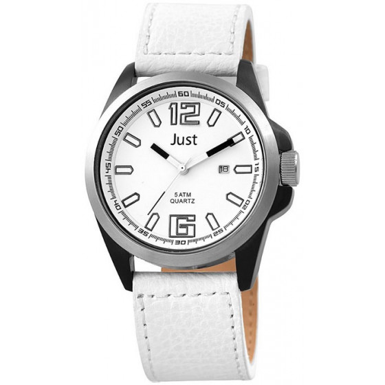 Just 48-S10252BK-WH