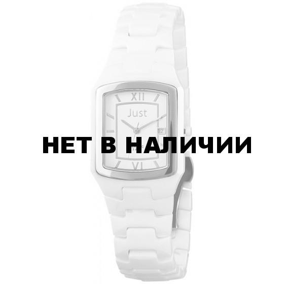 Унисекс наручные часы Just 48-S2536-WH