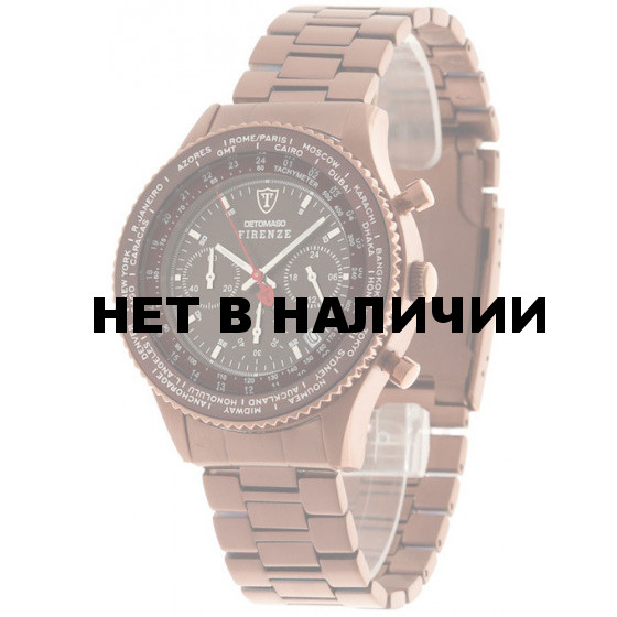 Наручные часы Detomaso Firenze SM1624C-BN