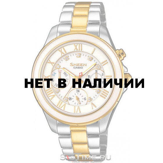 Часы Casio SHE-3507SG-7A