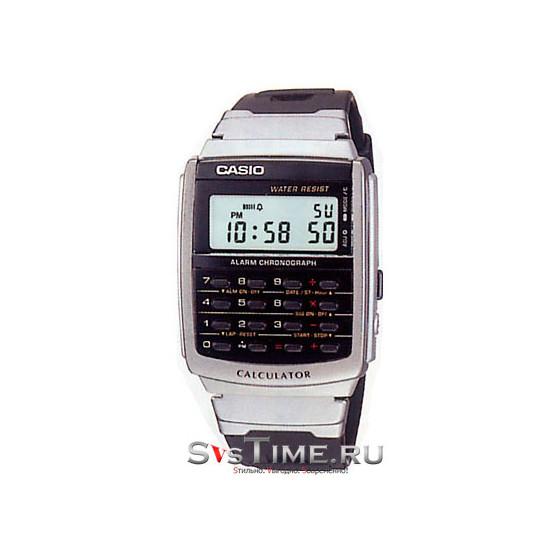 Мужские наручные часы Casio CA-56-1