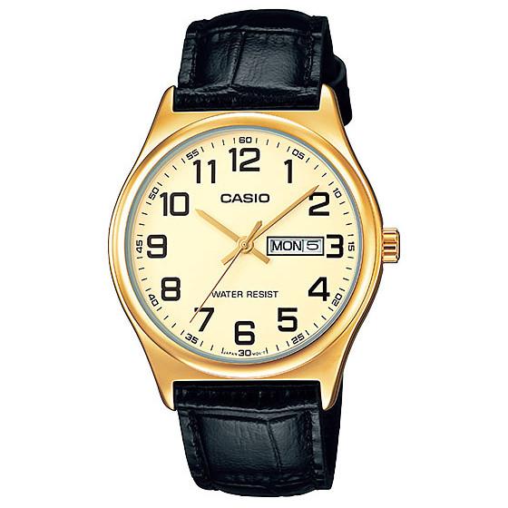 Мужские наручные часы Casio MTP-V003GL-9B