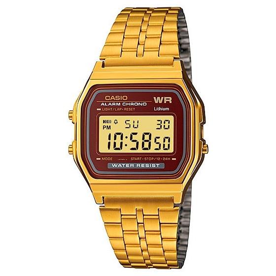 Мужские наручные часы Casio A-159WGEA-5D