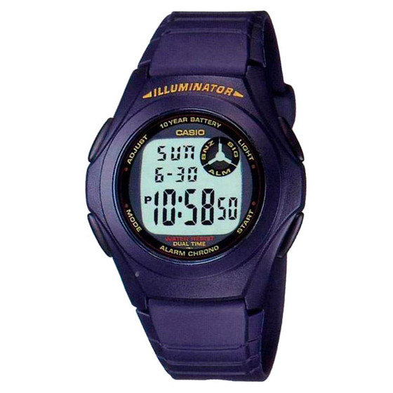Мужские наручные часы Casio F-200W-2A