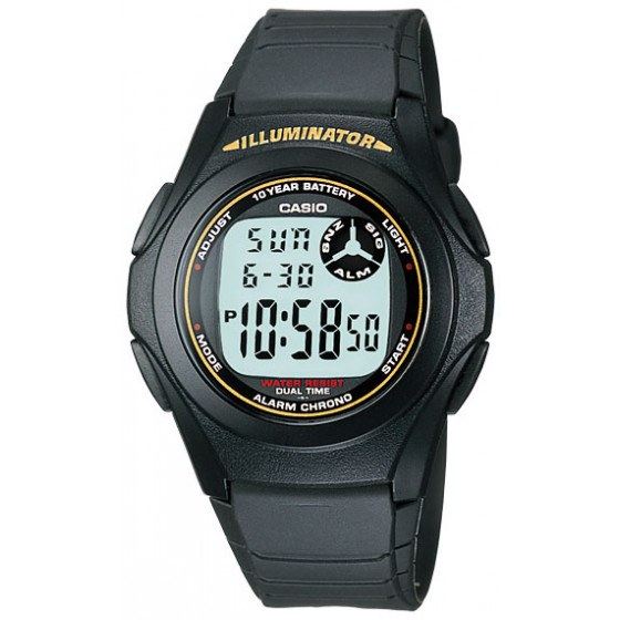 Часы Casio F-200W-9A