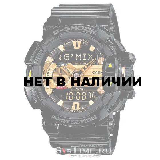 Мужские наручные часы Casio GBA-400-1A9 (G-Shock)
