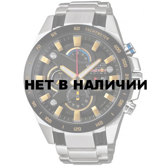 Мужские наручные часы Casio EFR-540RB-1A (Edifice)