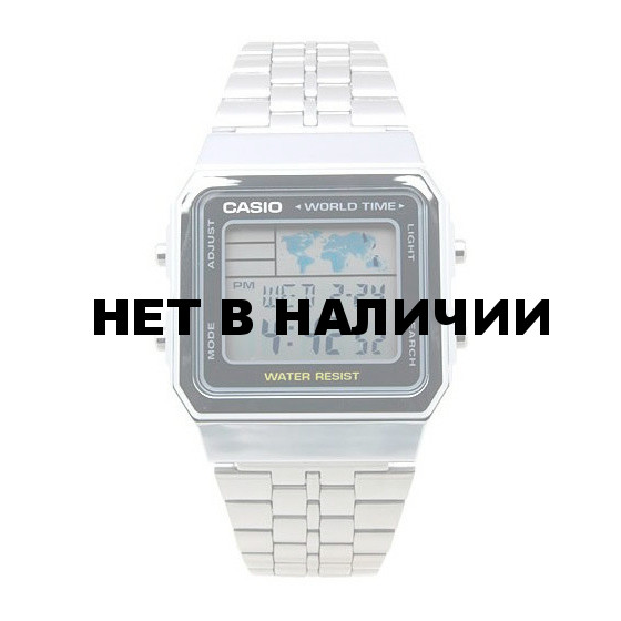 Мужские наручные часы Casio A-500WA-1D