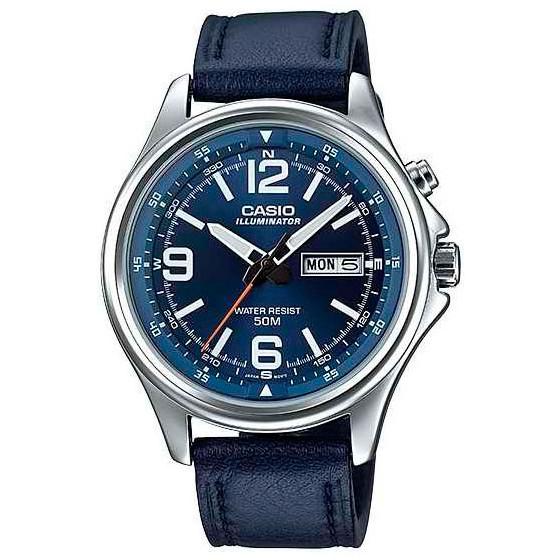 Часы Casio MTP-E201L-2B