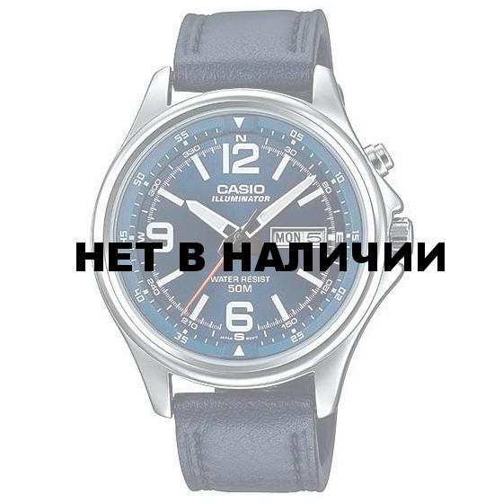 Мужские наручные часы Casio MTP-E201L-2B