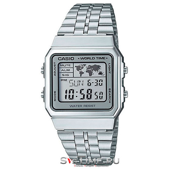 Часы Casio A-500WEA-7E