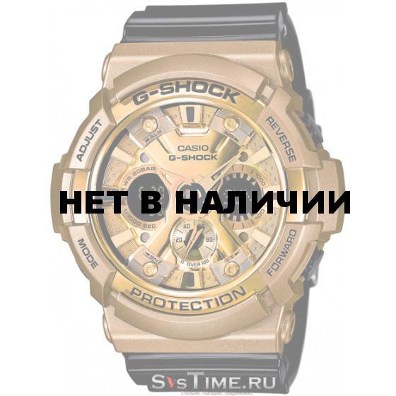 Мужские наручные часы Casio GA-200GD-9B2 (G-Shock)