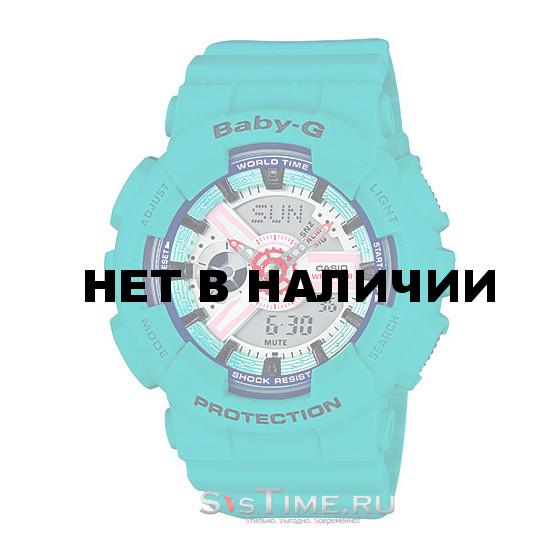 Часы Casio BA-110SN-3A (Baby-G)